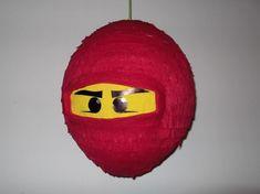 Post image for How to make a Ninjago Pinata