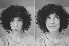Short Curly Hair Routine (with Clip Tips!)