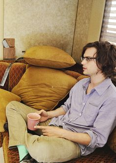 Matthew Gray Gubler, lets hang out