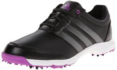 These comfortable and stylish looking womens W response light golf shoes by Adidas will ensure you look and feel your very best when out on the course