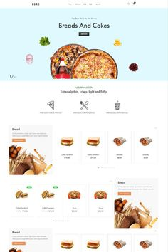 """Coro is a clean, minimal, creative and modern eCommerce theme for WordPress platform. Powered by WordPress' most popular eCommerce platform """"WooCommerce"""", Coro can be the too Minimal Web Design, Ux Design, Wordpress Theme Design, Web Design Services, Ecommerce Platforms, One Page Website, Food Website, Landing Page Design, Cafe Restaurant"""
