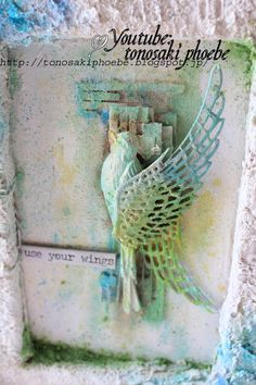 "Mixed Media Canva Journal Book ""My Journey"" https://www.youtube.com/watch?v=Tcf7gnQ19ow"