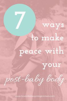 how to feel good about your pregnant body