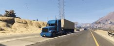 Great Shot GTA V Truck, That Was One In A Million