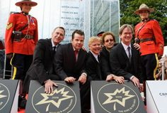 The Kids in the Hall's induction into Canada's Walk of Fame.