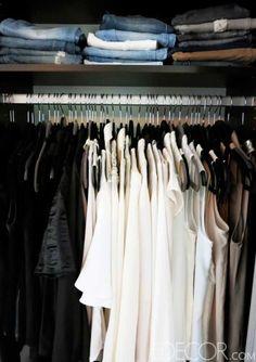 Closet Envy: An E! Anchor's Colorful Haven