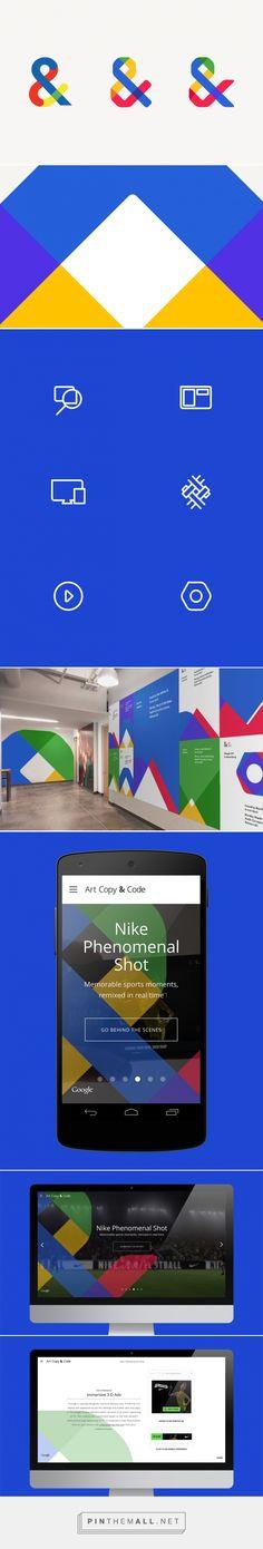 Google: Art, Copy & Code | Branding and Web Design & Development | Use All Five - created
