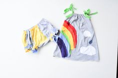Items similar to Rainbow Beach Custom order not yet made Eco kids reclaimed stretch knit tee shirts,tshirts, teeshirts Girls size 12 months to 7 years on Etsy Eco Kids, Rainbow Beach, Rainbow Birthday, Tee Shirts, Tees, Size 12, Gym Shorts Womens, Knitting, Trending Outfits