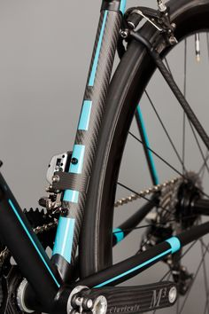 Tron  - very very light bicycle hand built from EnglishCycles