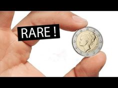 How to find rare euro collection coins Piece Euro, Old Coins Value, Rare Coins Worth Money, Coin Worth, Coin Values, World Coins, Coin Collecting, Clip Art, Collection