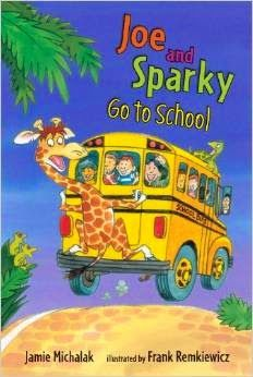 THE PLANET ESME PLAN: JOE AND SPARKY GO TO SCHOOL (EMERGENT READER)