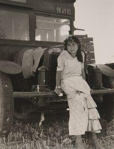 Dorothea Lange, Migratory Women Worker, 1935