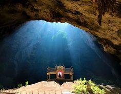 Phraya Nakhon Cave / Thailand