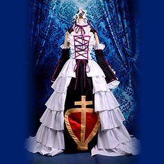 cosplay Kostüm von tsubasa inspiriert: reservoir chronicle sakura queen Spaten gotischen Kleid - EUR € 86.62