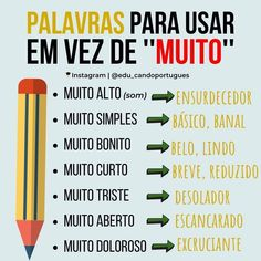 Learn Brazilian Portuguese, Portuguese Lessons, Chinese Lessons, Study Techniques, Writer Tips, Study Organization, School Planner, School Study Tips, Study Hard