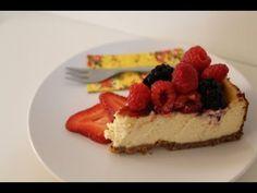 Como fazer cheesecake de liquidificador