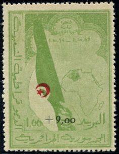 Lot N°4016a Algérie N°363A Neuf ** LUXE