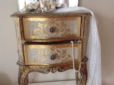 RESERVED for CHRISTINA until March 31/Beautiful antique