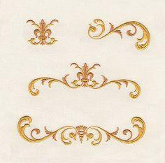 Words and Ornament Designs martha pullen IEC 2014