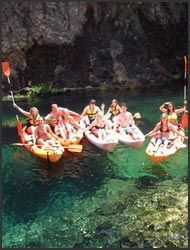 Barcelona HQ - Innovative promotions and events | Kayaking and Snorkeling - Costa Brava