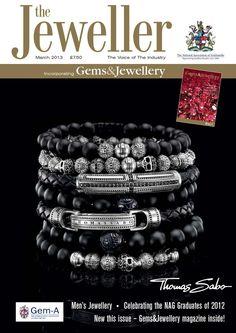 Jeweller G&J March 2013  march jeweller 2013