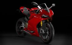 Ducati 1199 Panigale S front