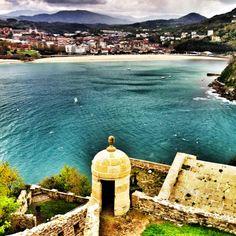 San Sebastian, Spain (Basque)