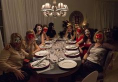 Fifty Shades of Grey Ladies Night Party Ideas | Photo 19 of 40 | Catch My Party