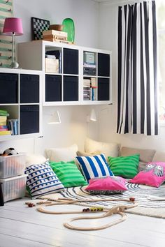 Play Area - Kids' Bedroom Ideas - Childrens Room, Furniture, Decorating (houseandgarden.co.uk)