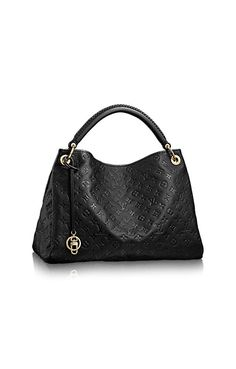 0ea506b14a76 LOUIS VUITTON HANDBAG ARTSY MM BLACK Women s Handbags