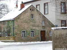 Wohnhaus in Wildenhain bei Großenhain, Sachsen.