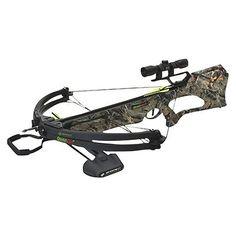 150lb Armex Jaguar Firecat Crossbow Rifle, Hard wood stock
