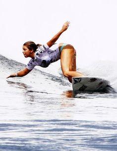 Surf. Rip it.
