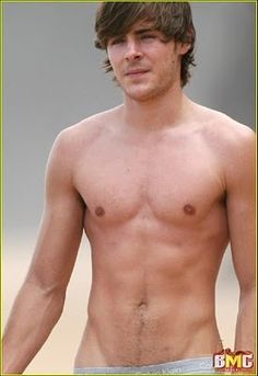 The Top 25 Best Pictures Of Zac Efron Shirtless
