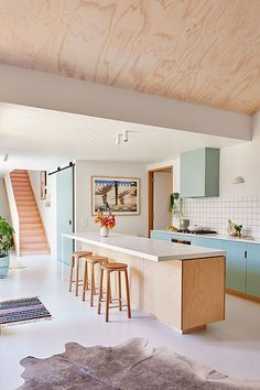 Interior Stylist's Colourful Barwon Heads Abode - Haymes Paint