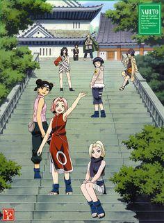 """uchihasasukerules: """"""""Official Image of Naruto """" """" Naruto Uzumaki Shippuden, Naruto Kakashi, Anime Naruto, Neji E Tenten, Naruto Funny, Naruto Girls, Naruto Couples, Sasunaru, Naruhina"""