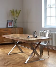 Artisan Dining Table From Lombok