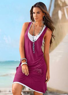 beach dresses uk are the easiest way to perfect your seasonal style. When the weather's warm, you don't want to worry about coordinating complicated outfits. It's just too much fuss. That's why we love a good summer dress that you can throw on care-free and know you'll look good in.