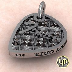 #nofilter #kingbaby #pendant #necklace #designedforkingbaby #whitegold #silver…
