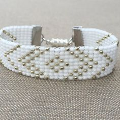 Design your own Bracelet like this one. Kruckemeyer and Cohn http://kandcjewelers
