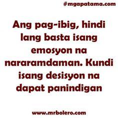 Mga Patama Quotes and Banat Tagalog Love Quotes Collections Online Short Inspirational Quotes, Inspirational Artwork, New Quotes, Motivational, Crush Quotes Tagalog, Tagalog Quotes Hugot Funny, Hugot Quotes, Filipino Quotes, Pinoy Quotes