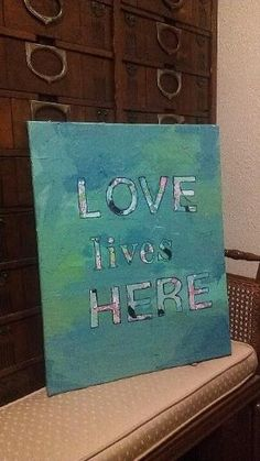 Canvas art by dianne