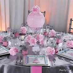 ... Bridal Shower Decoration Ideas