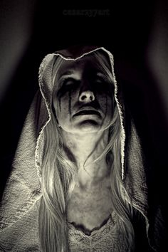 Geist by cesar237art. Model: Dani Labrecque  Check... | Dark Art
