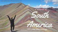 6 months backpacking through South America #southamerica #backpacking #gopro #video #peru #bolivia #chile #colombia