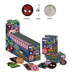 Marvel Limited Edition Metal Pins & Premium Collectible Backer Car http://ift.tt/2dydn8a | #tradingcards #tradingcard #tradingcardgame card games Trading card trading card games trading card stores pokemon buddy fight cardfight vanguard Disney doctor who football force of will legend of the five rings moshi monsters my little ponies skylanders world of warcraft naruto harry potter yu gi oh lord of the rings