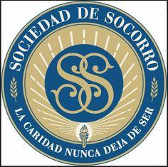 Sello de la Sociedad de Socorro. #SUDespanol #SUD