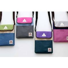 Iconic triple bag for Travel, Camping, Work out, Digital life $31.80; can hold iPad.