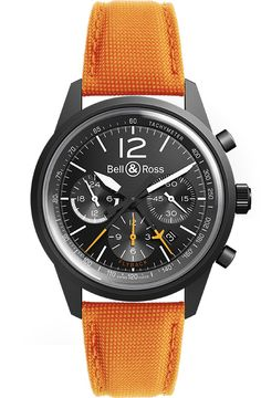 TRIBUTE TO A FABULOUS AIRCRAFT Bell & Ross the BR 126 BLACKBIRD Limited Edition (PR/Pics http://watchmobile7.com/data/News/2013/09/130906-bell_and_ross-BR_126_BLACKBIRD.html) (4/4) #watches #bellandross @Belle C & Ross