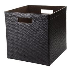 BLADIS Basket IKEA Suitable for storing your recipes, receipts, newspaper clippings and photos. Easy to pull out and lift as the basket has handles. Ikea Storage Boxes, Ikea Boxes, Small Storage, Storage Baskets, Storage Spaces, Expedit Bookcase, Kallax, Circus Theme Classroom, Kindergarten Classroom